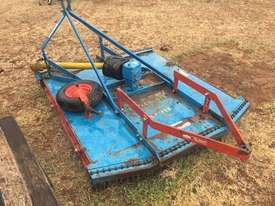 John Berends EP135 Slasher Hay/Forage Equip - picture0' - Click to enlarge