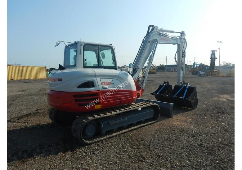Unused 2017 Takeuchi TB290 Mini Excavator