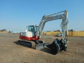 Unused 2017 Takeuchi TB290 Mini Excavator - picture3' - Click to enlarge