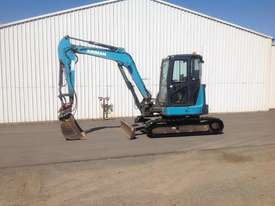 2015 Hitachi / Airman 5.5 tonn Excavator - picture0' - Click to enlarge