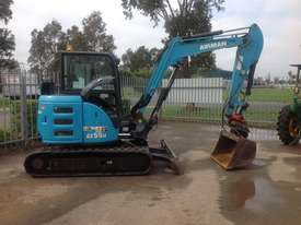 2015 Hitachi / Airman 5.5 tonn Excavator - picture7' - Click to enlarge