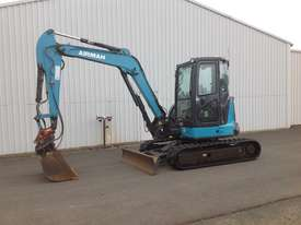 2015 Hitachi / Airman 5.5 tonn Excavator - picture17' - Click to enlarge