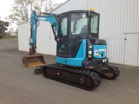 2015 Hitachi / Airman 5.5 tonn Excavator - picture18' - Click to enlarge