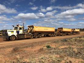 Kenworth C510 Prime Mover Road Train - picture2' - Click to enlarge