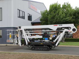 PB2210 Evo - 22m Crawler Mounted Spider Lift - picture2' - Click to enlarge