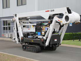 PB2210 Evo - 22m Crawler Mounted Spider Lift - picture4' - Click to enlarge
