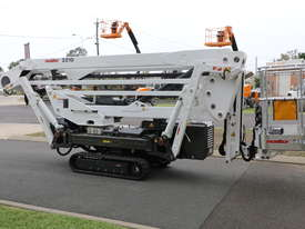 PB2210 Evo - 22m Crawler Mounted Spider Lift - picture6' - Click to enlarge