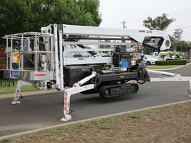 PB2210 Evo - 22m Crawler Mounted Spider Lift - picture10' - Click to enlarge