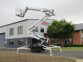 PB2210 Evo - 22m Crawler Mounted Spider Lift - picture11' - Click to enlarge