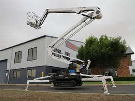 PB2210 Evo - 22m Crawler Mounted Spider Lift - picture12' - Click to enlarge