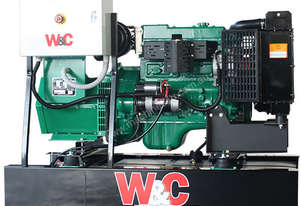 10kVA, Single Phase, Diesel Standby Generator with Crossley Engine