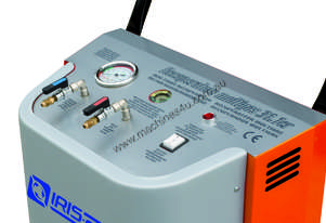 Freon gas recovery machine