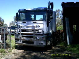iveco MP-4500 , 500hp 16sp amt , boggie tilt / slide - picture1' - Click to enlarge
