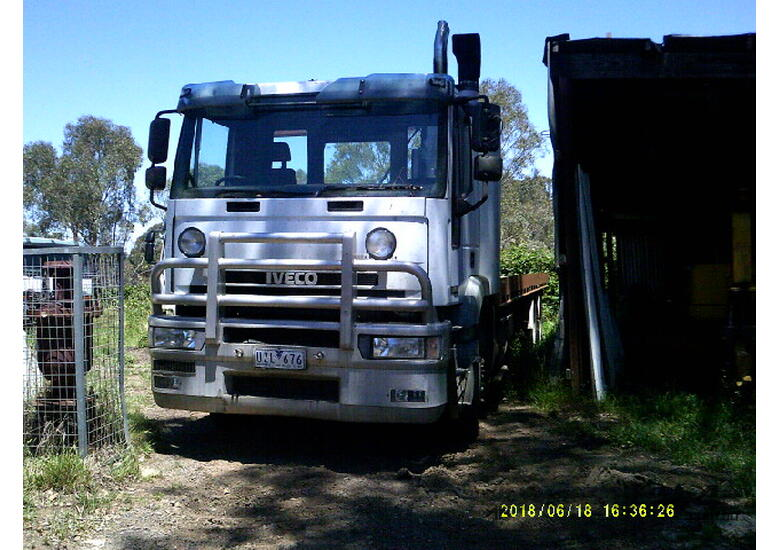 iveco MP-4500 , 500hp 16sp amt , boggie tilt / slide