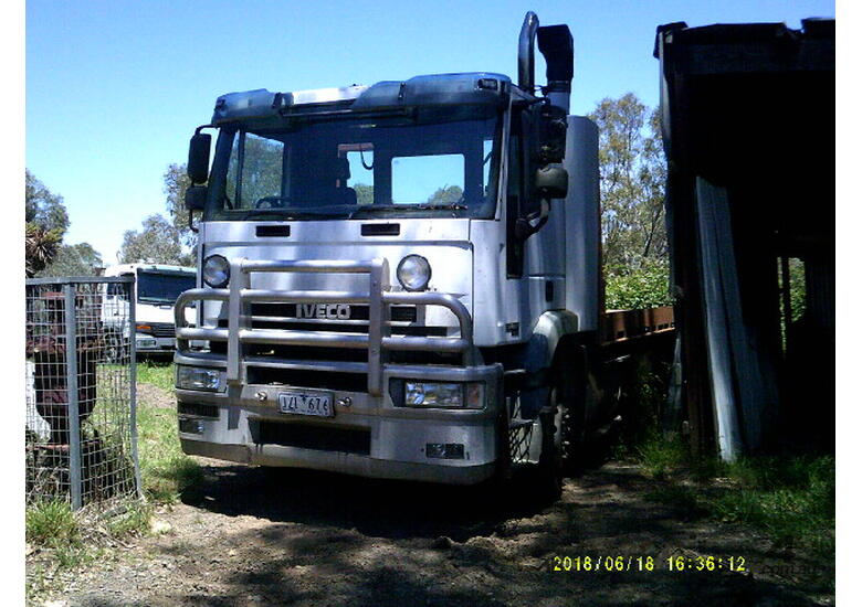 iveco mp4500 , 500hp 16amt , boggie tilt / slide