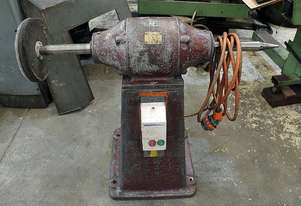 Hebco 3Hp Pedestal Polishing Machine