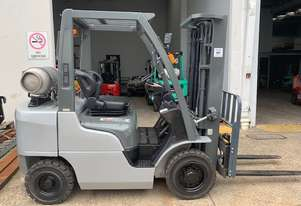 Nissan Late Model Forklift