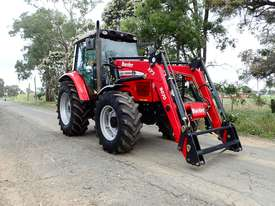 Massey Ferguson 5455 FWA/4WD Tractor - picture0' - Click to enlarge
