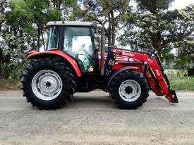 Massey Ferguson 5455 FWA/4WD Tractor - picture1' - Click to enlarge