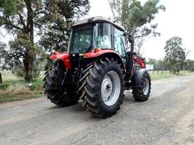 Massey Ferguson 5455 FWA/4WD Tractor - picture2' - Click to enlarge