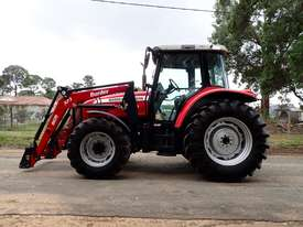 Massey Ferguson 5455 FWA/4WD Tractor - picture4' - Click to enlarge