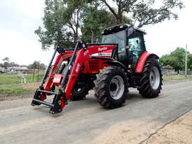 Massey Ferguson 5455 FWA/4WD Tractor - picture5' - Click to enlarge