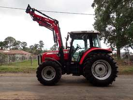 Massey Ferguson 5455 FWA/4WD Tractor - picture12' - Click to enlarge