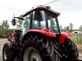 Massey Ferguson 5455 FWA/4WD Tractor - picture13' - Click to enlarge
