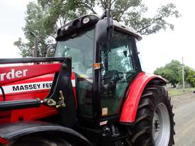 Massey Ferguson 5455 FWA/4WD Tractor - picture14' - Click to enlarge