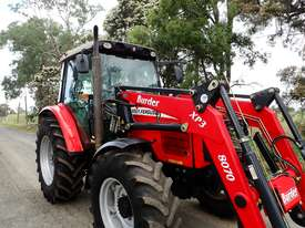 Massey Ferguson 5455 FWA/4WD Tractor - picture16' - Click to enlarge