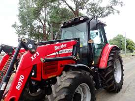 Massey Ferguson 5455 FWA/4WD Tractor - picture18' - Click to enlarge