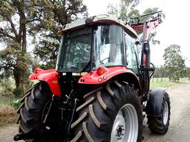 Massey Ferguson 5455 FWA/4WD Tractor - picture19' - Click to enlarge