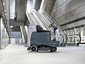 Nilfisk BR755 C Ride On Scrubber Dryer - picture3' - Click to enlarge