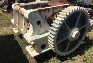 Single Roll Crusher BJD 36