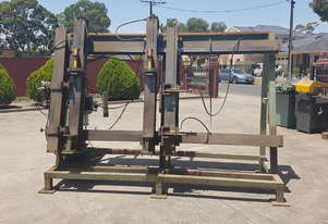 Hydraulic Woodworking Frame Press