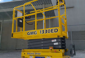 GMG 1330 Micro Scissor Lift - With Industry First 10 x 5 Warranty