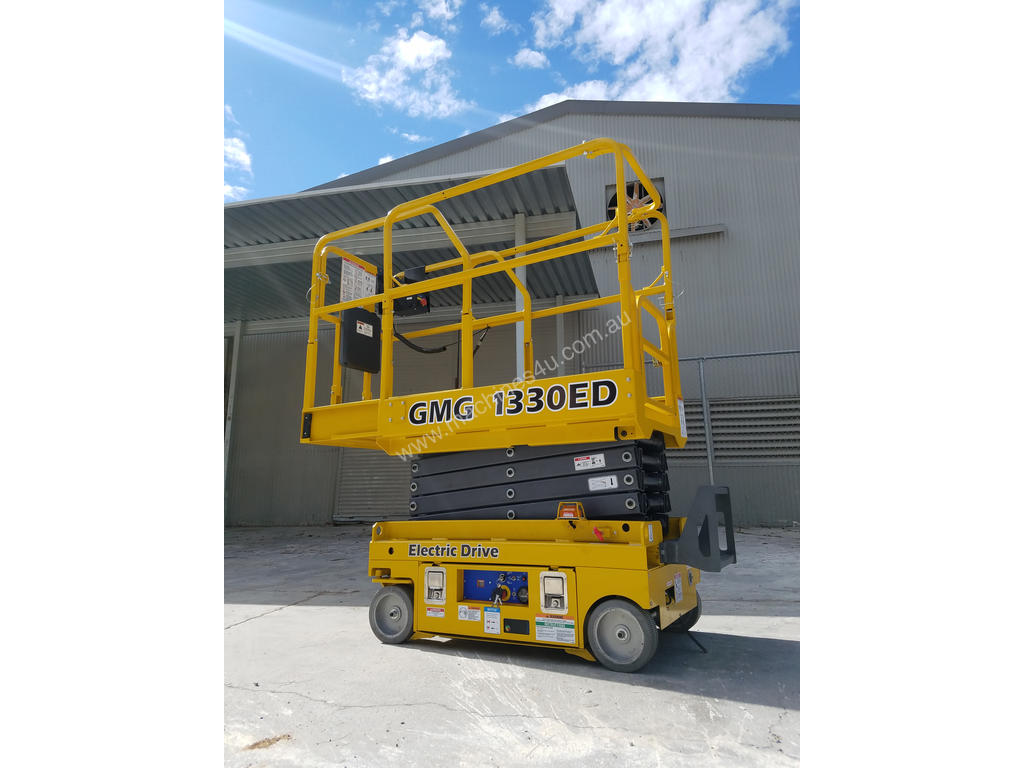 New 2019 Gmg 1330ed Scissor Lift In Melbourne Vic
