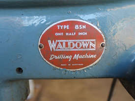 Waldown 8SN Drilling Machine - picture2' - Click to enlarge