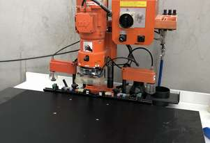 Blum press in good working condition