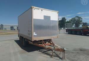 Custom Made Custom PIG Trailer