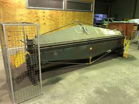 KLEEN 3600mm x 2mm Semi Hydraulic Folder - Reduced for quick sale Save $2000 - picture0' - Click to enlarge