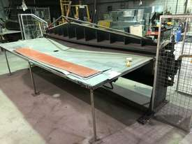 KLEEN 3600mm x 2mm Semi Hydraulic Folder - Reduced for quick sale Save $2000 - picture1' - Click to enlarge