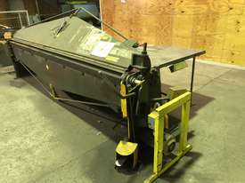 KLEEN 3600mm x 2mm Semi Hydraulic Folder - Reduced for quick sale Save $2000 - picture4' - Click to enlarge