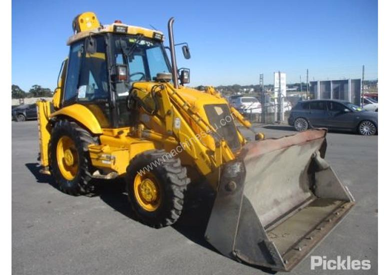 Used jcb 3CX Sand Blasting Cabinets in , - Listed on Machines4u