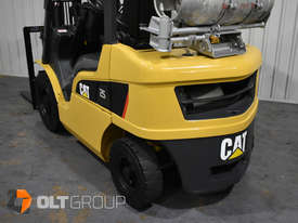 CAT Forklift GP25N 2.5 Tonne Dual Fuel Petrol/LPG Container Mast Low Hours - picture11' - Click to enlarge