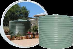 NEW WEST COAST POLY 14000 LITRE RAIN WATER STORAGE TANK/ FREE DELIVERY IN WA