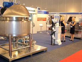 IOPAK 500 Cooksys - Cooking/Mixing Line (500L Cook