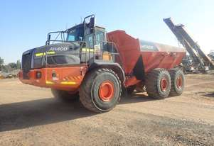 Hitachi AH400D Articulated Dump Truck