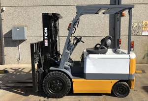 Nissan Battery Electric Forklift