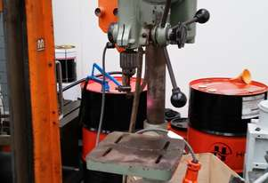 BROBO WALDOWN used waldown bench drill